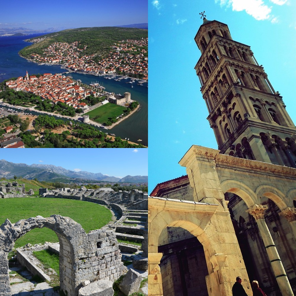 Split, Salona & Trogir - Private tour